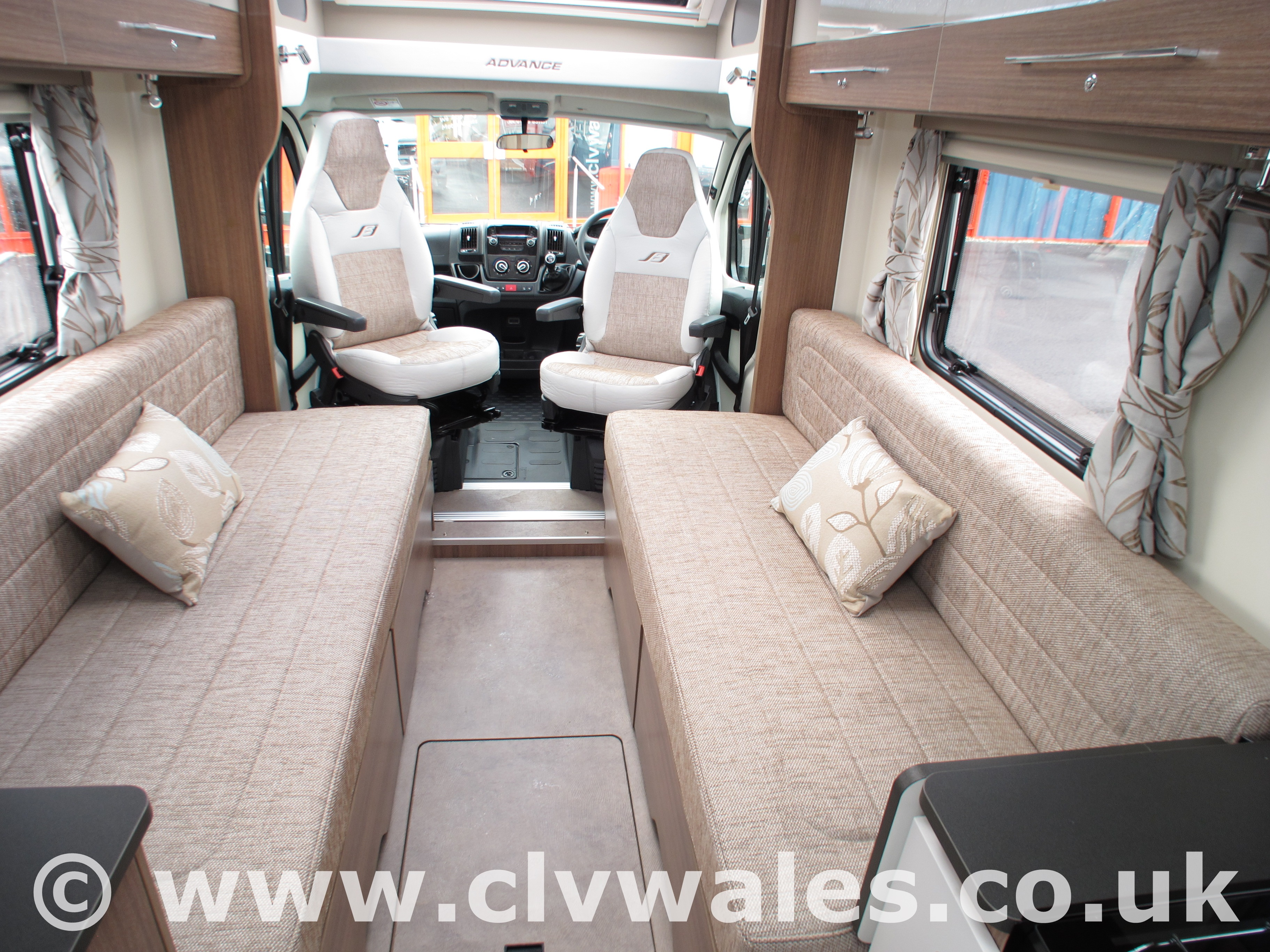 Practical Motorhome -Bailey Advance 66-2 Motorhome Of The Year