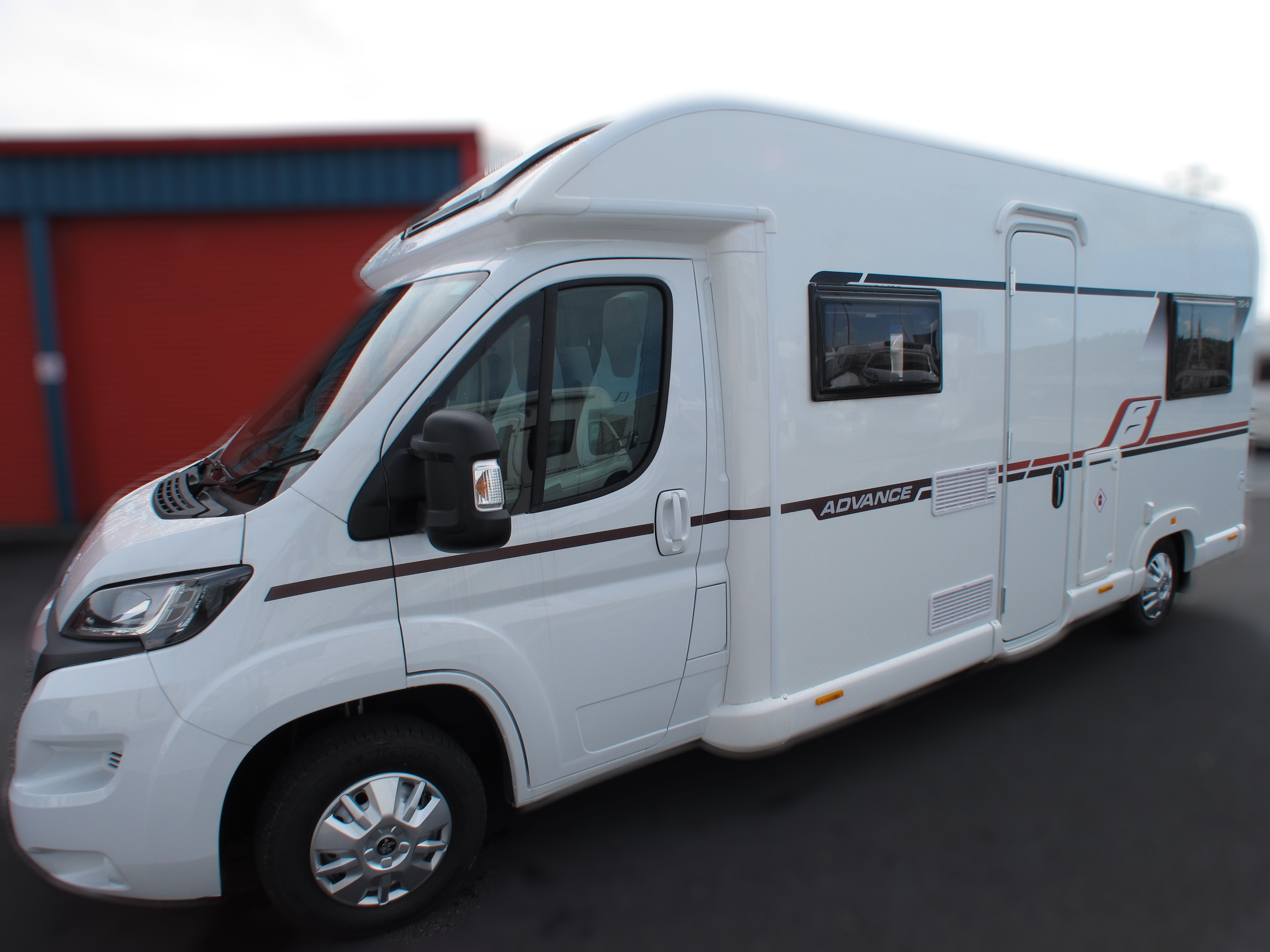 Bailey Advance Motorhomes For Sale