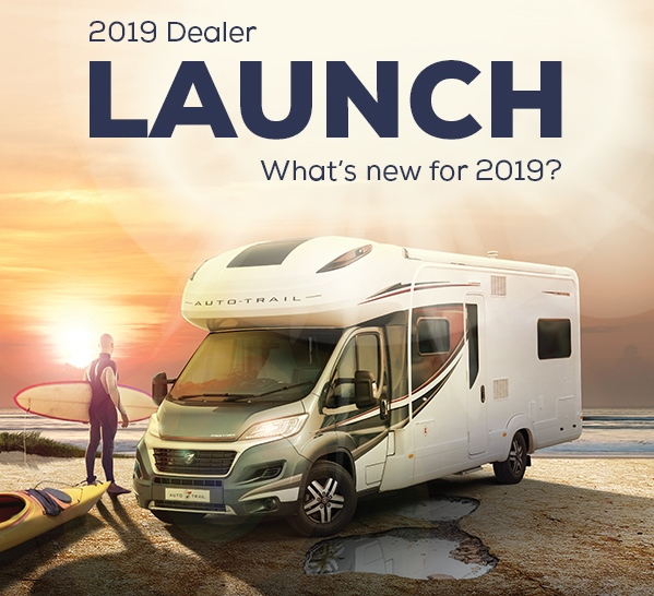 2019 Auto-Trail Motorhomes - Whats New For The 2019 Model Season
