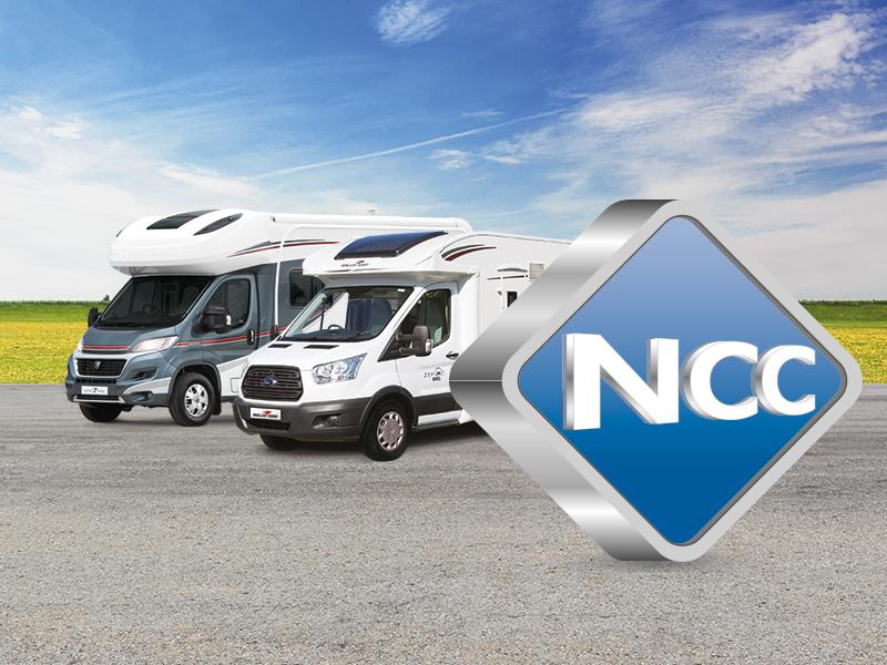 NCC Approved Dealer