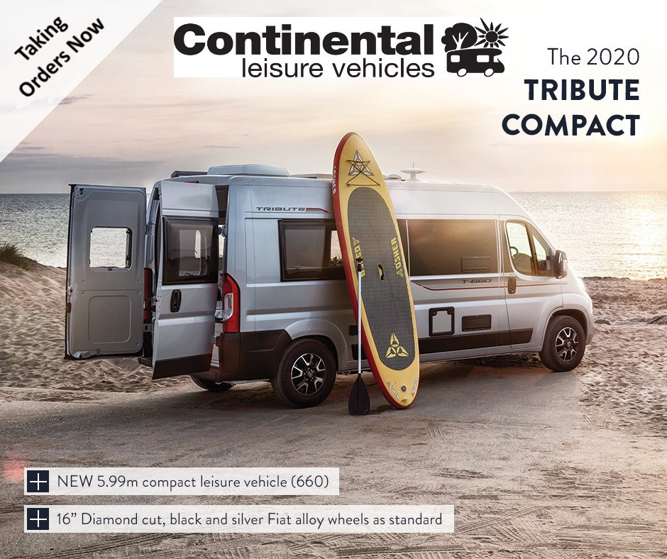2020 Autotrail Tribute 660 Compact motorhome for sale
