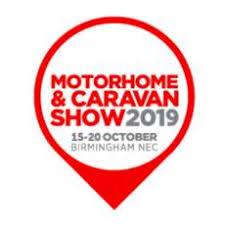 NEC Motorhome Show - October 2019