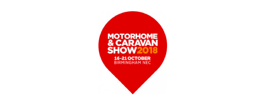 Come and see us at the NEC Motorhome Show