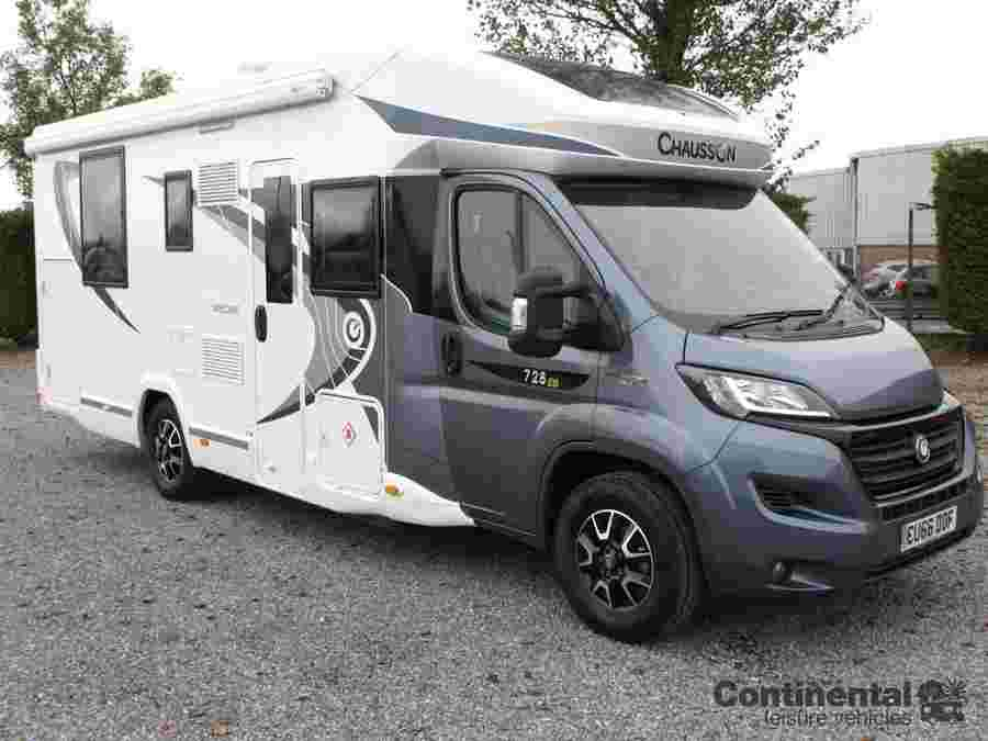 2016 chausson welcome 728eb for sale uc5813 11