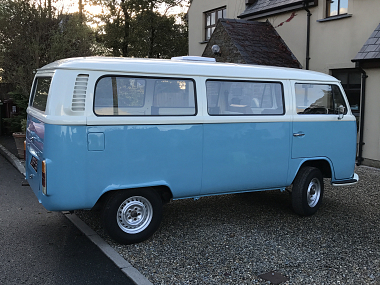 Used VW T2 Bay Window Classic Campervan For sale In South ...