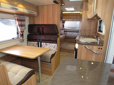 Used 2016 Bailey Autograph 765 Motorhome For Sale | Continental