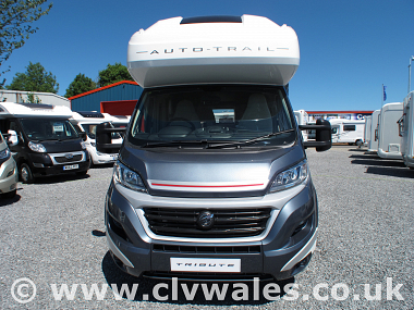 new 2018 auto-trail tribute t-736 motorhome for just �46,995 including gt  pack lux pack and drivers pack | best prices | wales premier auto-trail  dealer | |