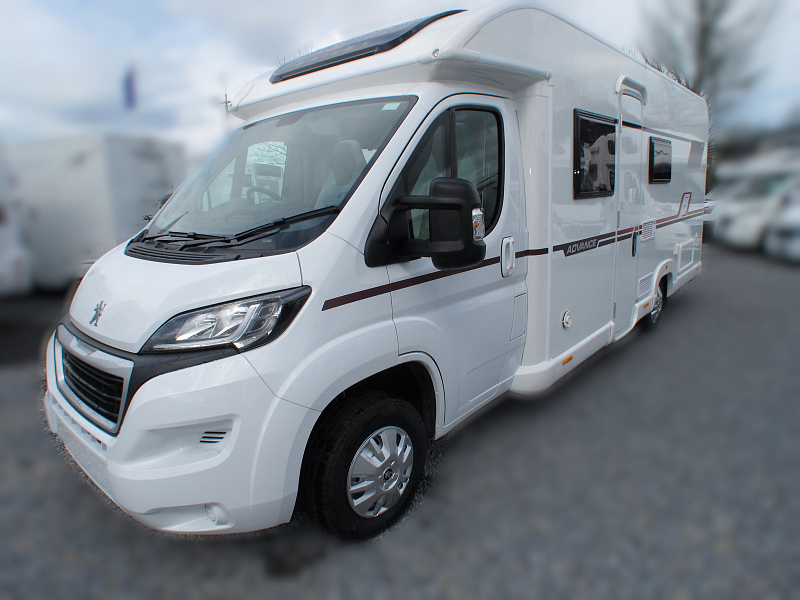 New 2019 Bailey Advance 74-4 Motorhome For Sale At South